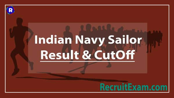 Navy Advancement Results Fall 2020.Indian Navy Sailor Result 2019 Out Navy Mr Ssr Aa 2020